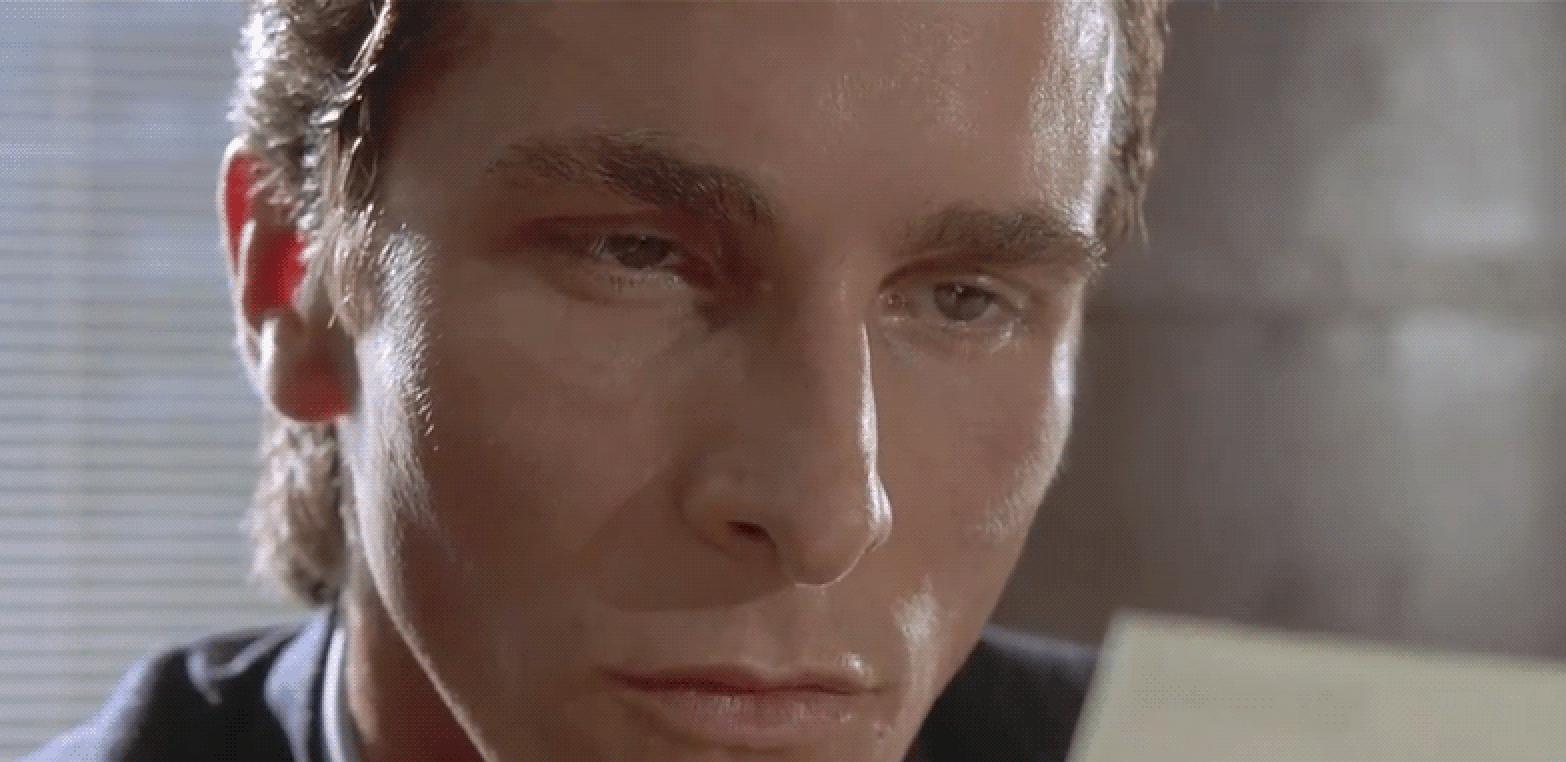 Det trenger ikke koste deg noe som helst å se Christian Bale (for anledningen Patrick Bateman) i American Psycho, på DVD om du leter litt på Internett etter en annen avspiller.