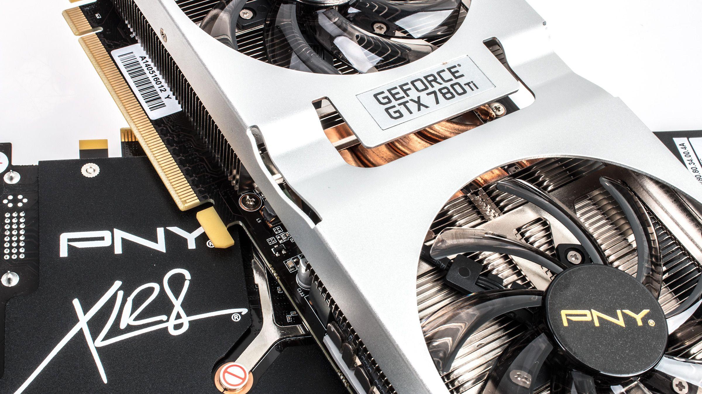 PNY XLR8 GeForce GTX 780 Ti PP SLI