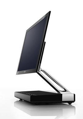 Lekker liten sak: Sony XEL-1 (klikk for større bilde)