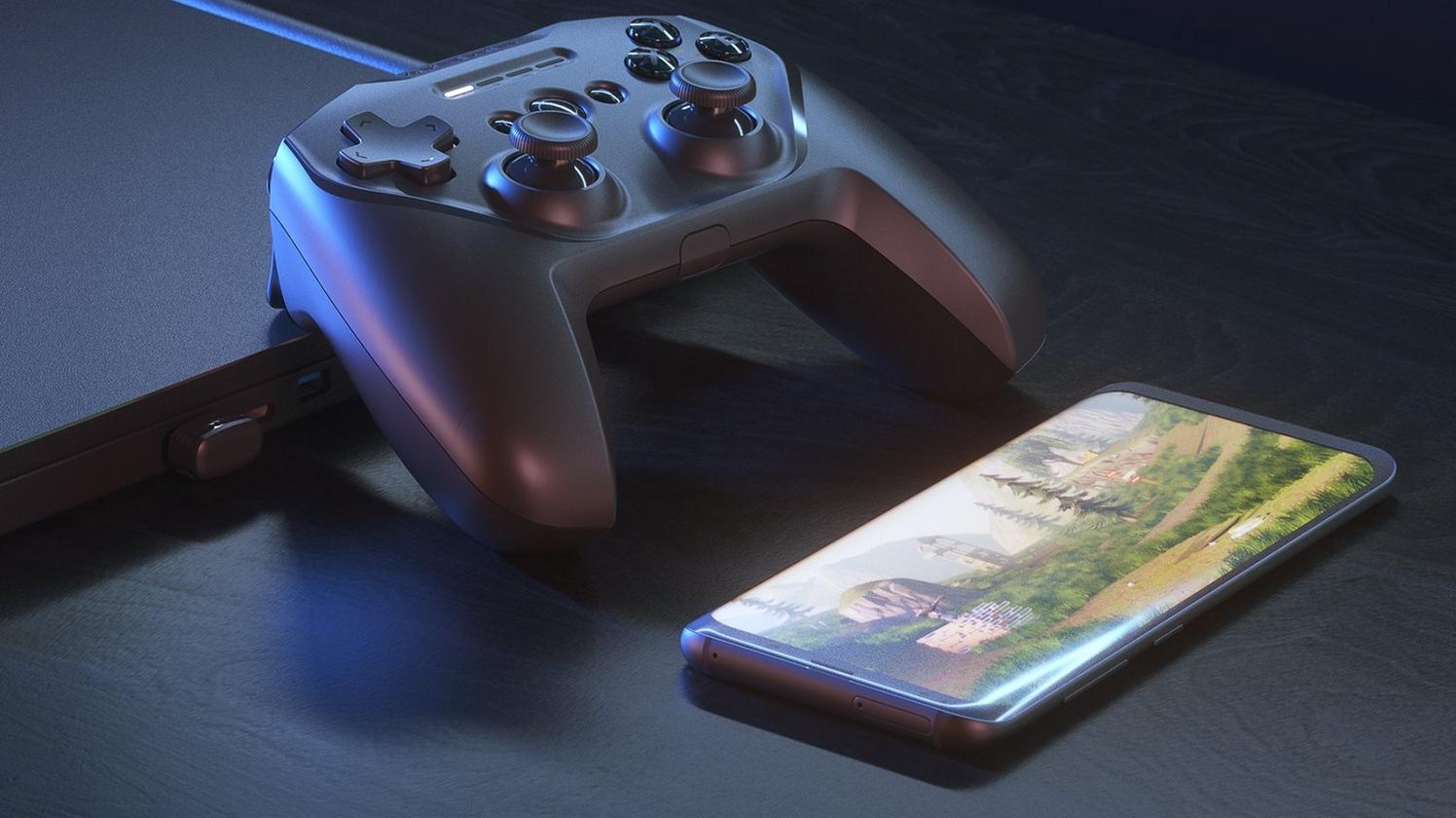 Å bruke samme håndkontroller på flere enheter har ikke vært så enkelt. Stratus Duo fra SteelSeries fikser biffen om du spiller på PC og Android-mobil. Løsningen for deg som spiller både på iOS og Android har vi så langt ikke sett.