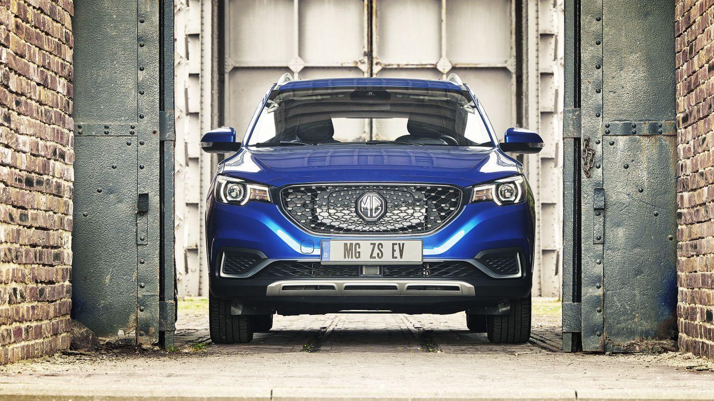 MG har funnet norsk partner: Lanserer elbilen ZS i Norge i januar