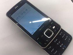 Slik ser Nokias N96 ut. (Alle foto: Mobile Review)