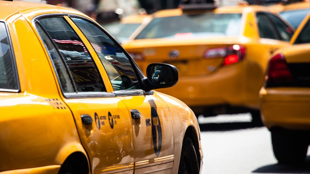 Nå er det flere Uber-biler i New York enn de gule taxiene