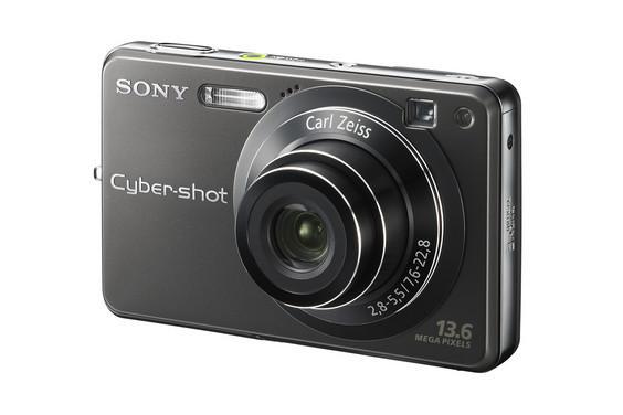 Sony DSC-W300 - 13,4 megapiksler