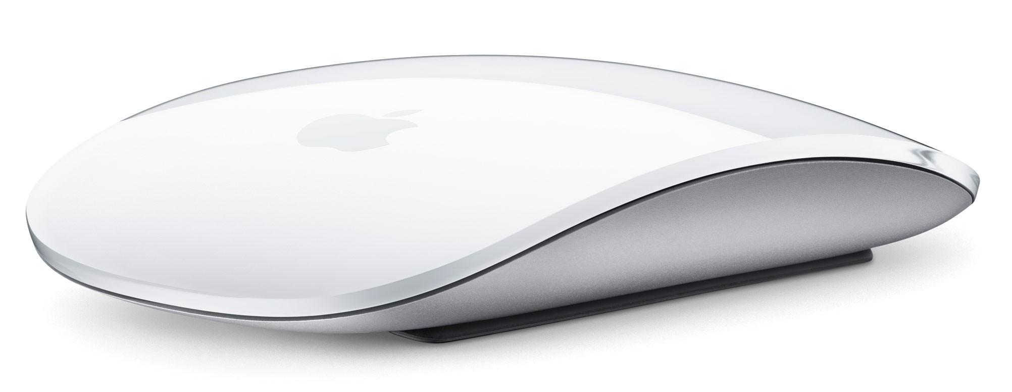 Apple Magic Mouse er i hvert fall fotogen.Foto: Apple