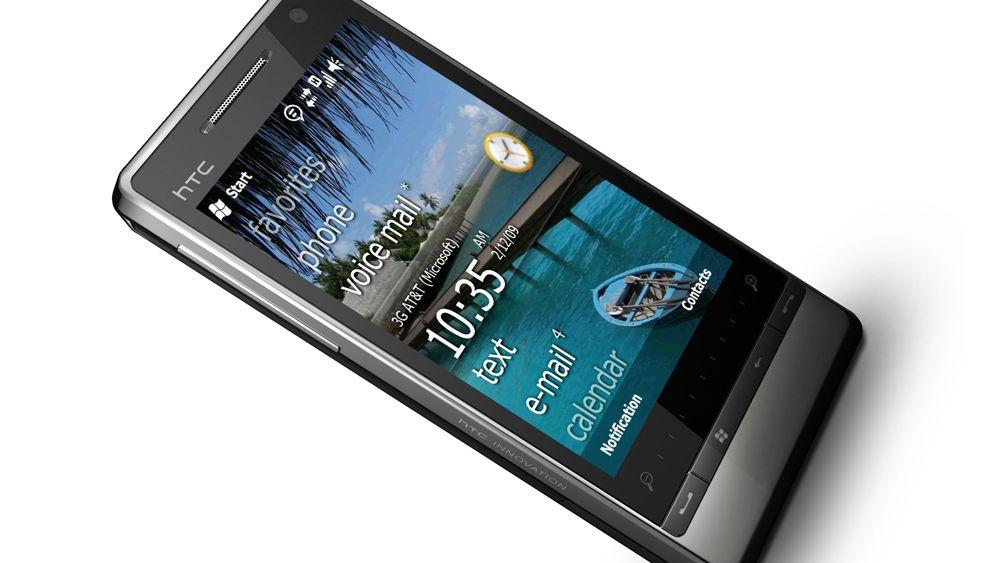 Nå er Windows Mobile 6.5 lansert