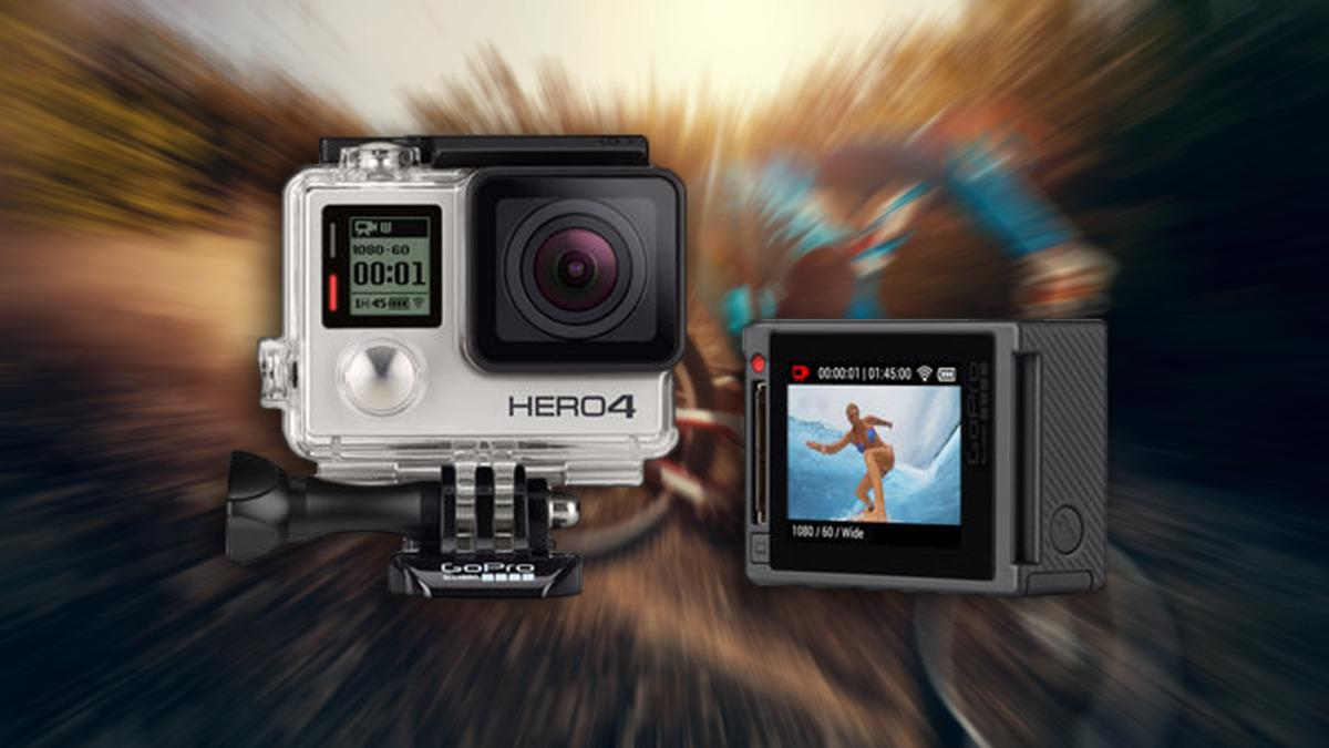 Har du GoPro Hero4 Silver?
