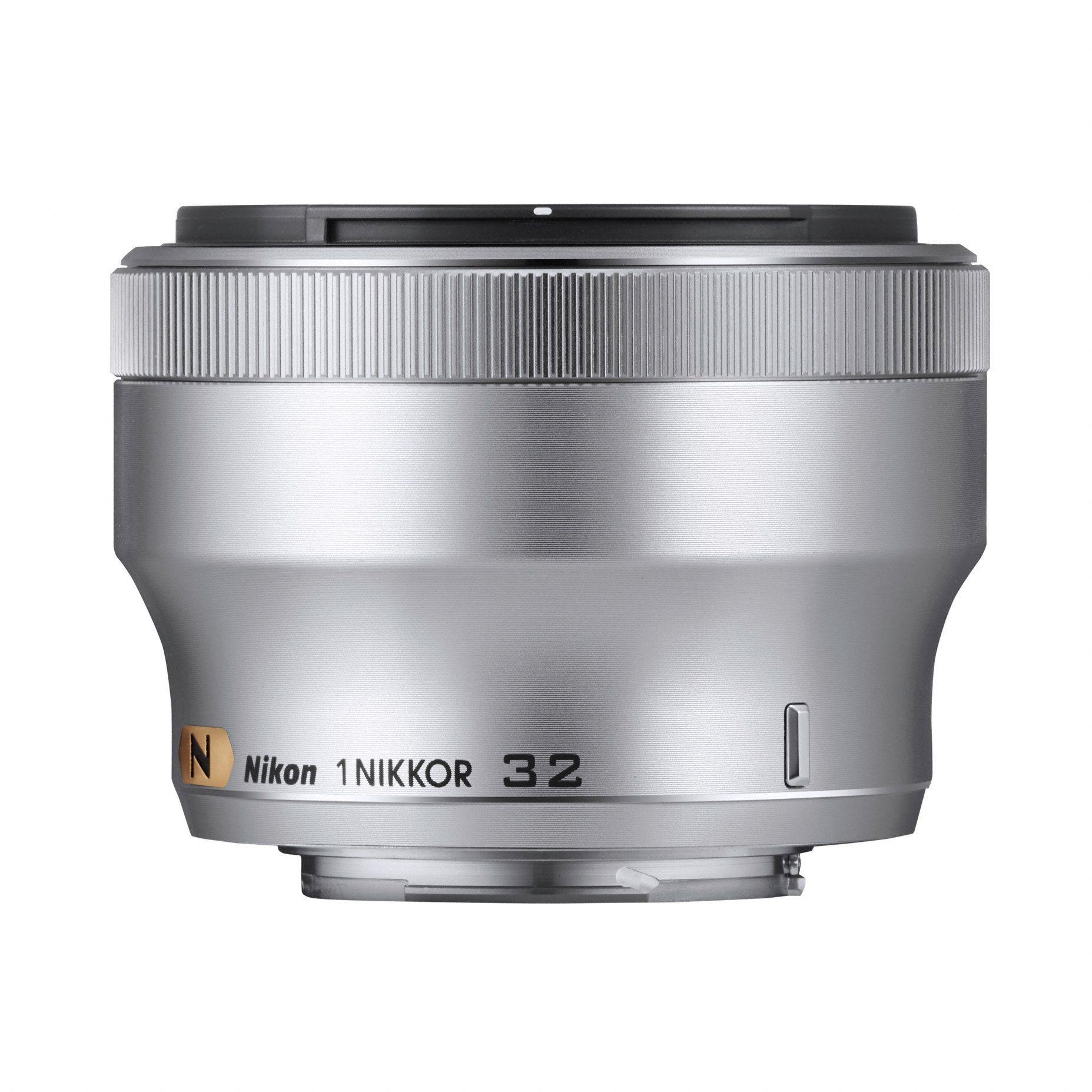 1 Nikkor 32mm f/1.2.Foto: Nikon