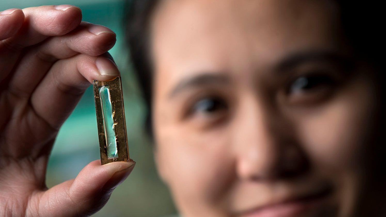 Lagde ved en tilfeldighet batteri som kan lades minst 200 000 ganger