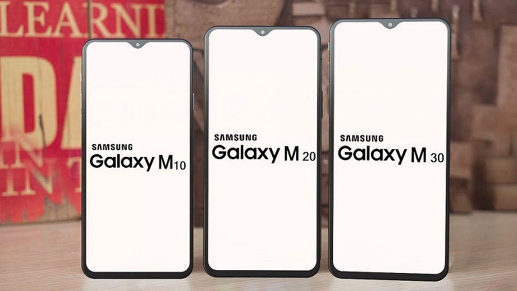 Samsung går i frontalangrep på kinesiske konkurrenter med ny M-serie