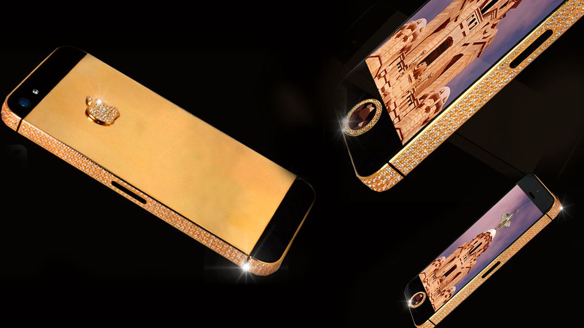 Denne iPhonen koster 90 millioner kroner