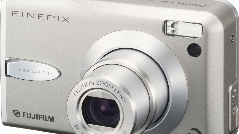 Fujifilm F30 med ISO 3200