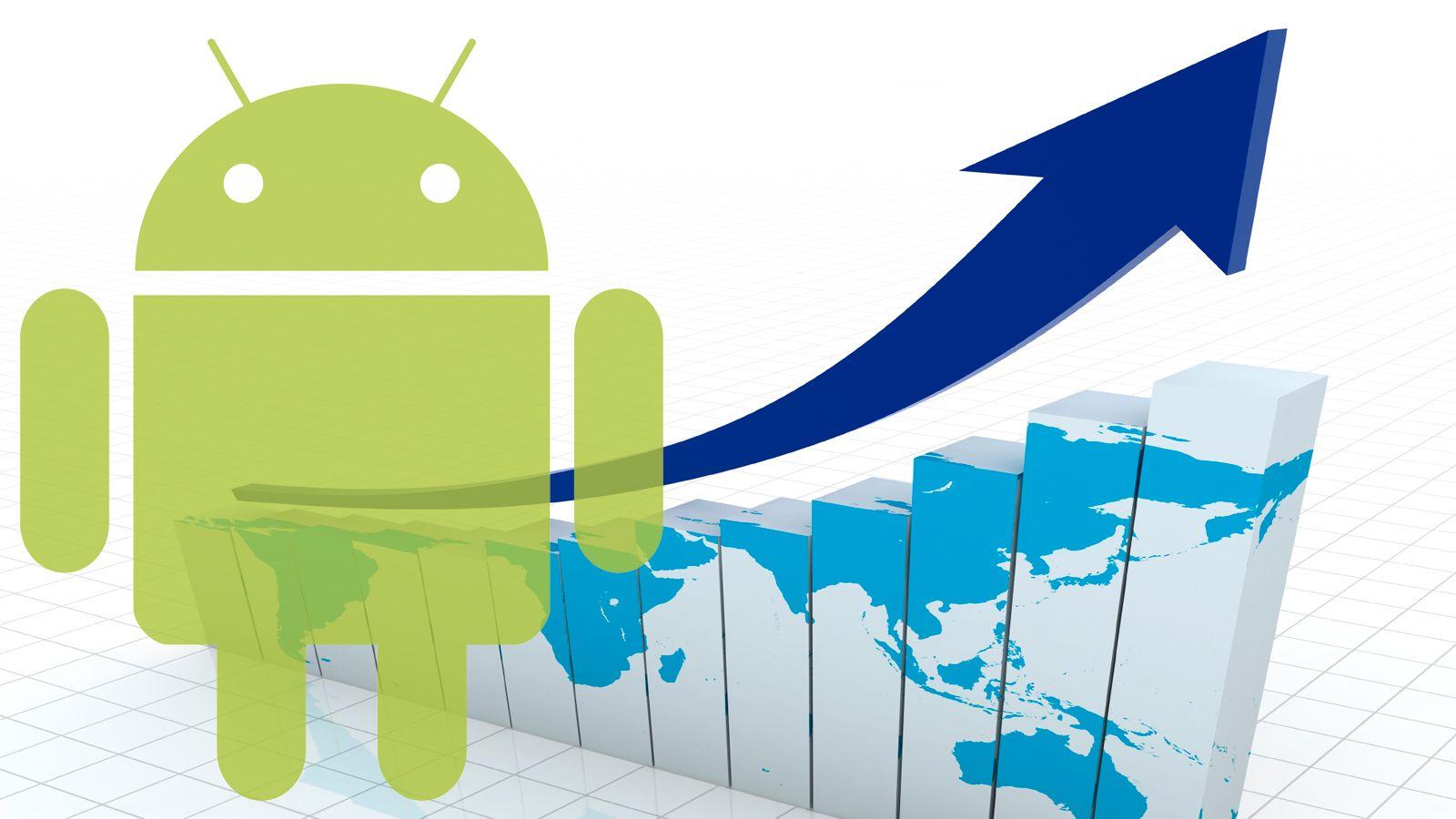– I år går Android forbi iPad