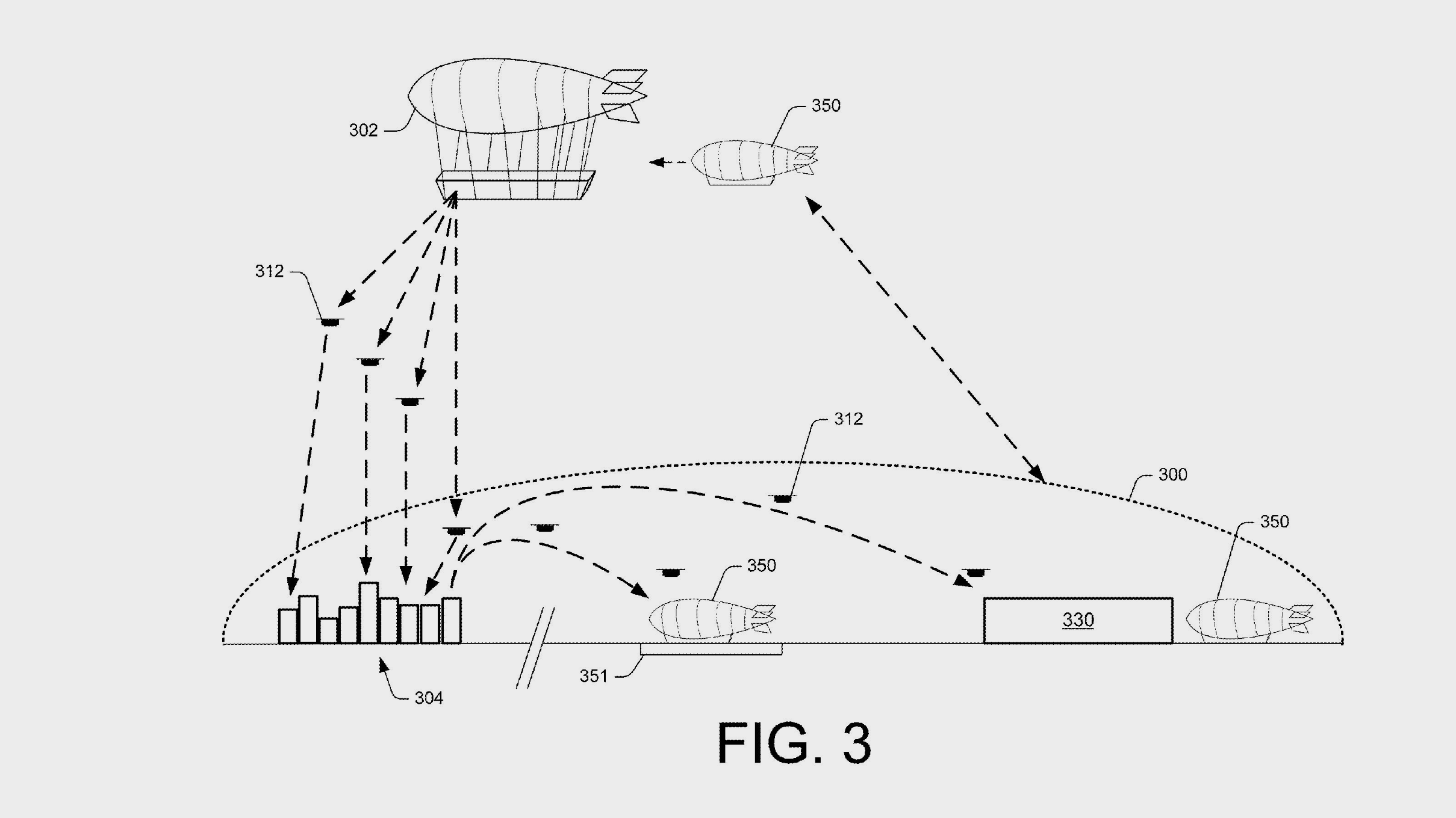 Amazon vil levere pakker fra flyvende varehus