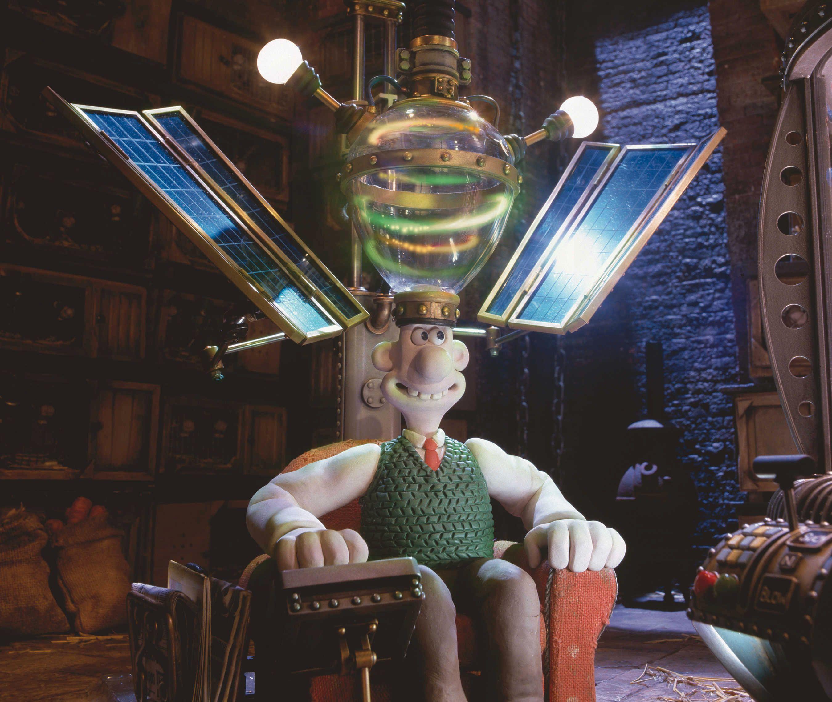 Det er sikkert nok av dem som er noe facsinert av Wallace og Gromits sprø oppfinnelser.