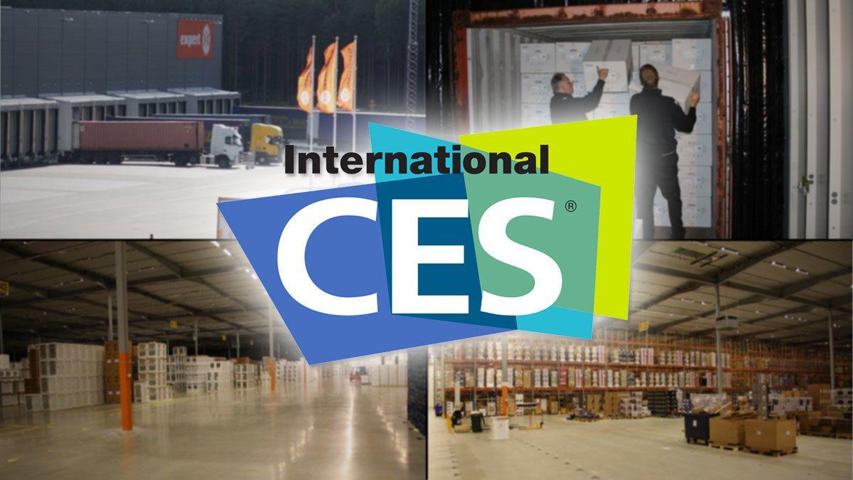 Nå tømmes lageret for å gjøre plass til alle CES-nyhetene!
