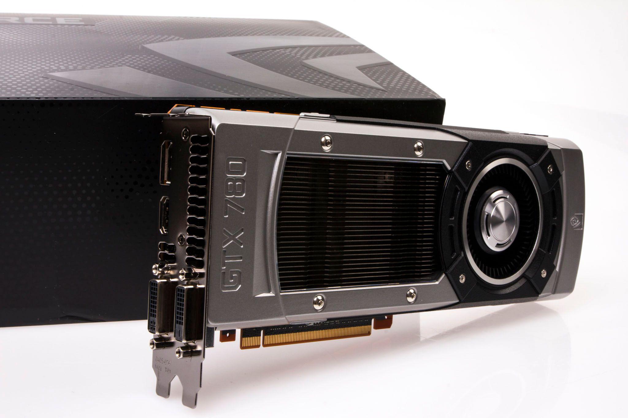 Nvidia GeForce GTX 780.Foto: Varg Aamo, Hardware.no