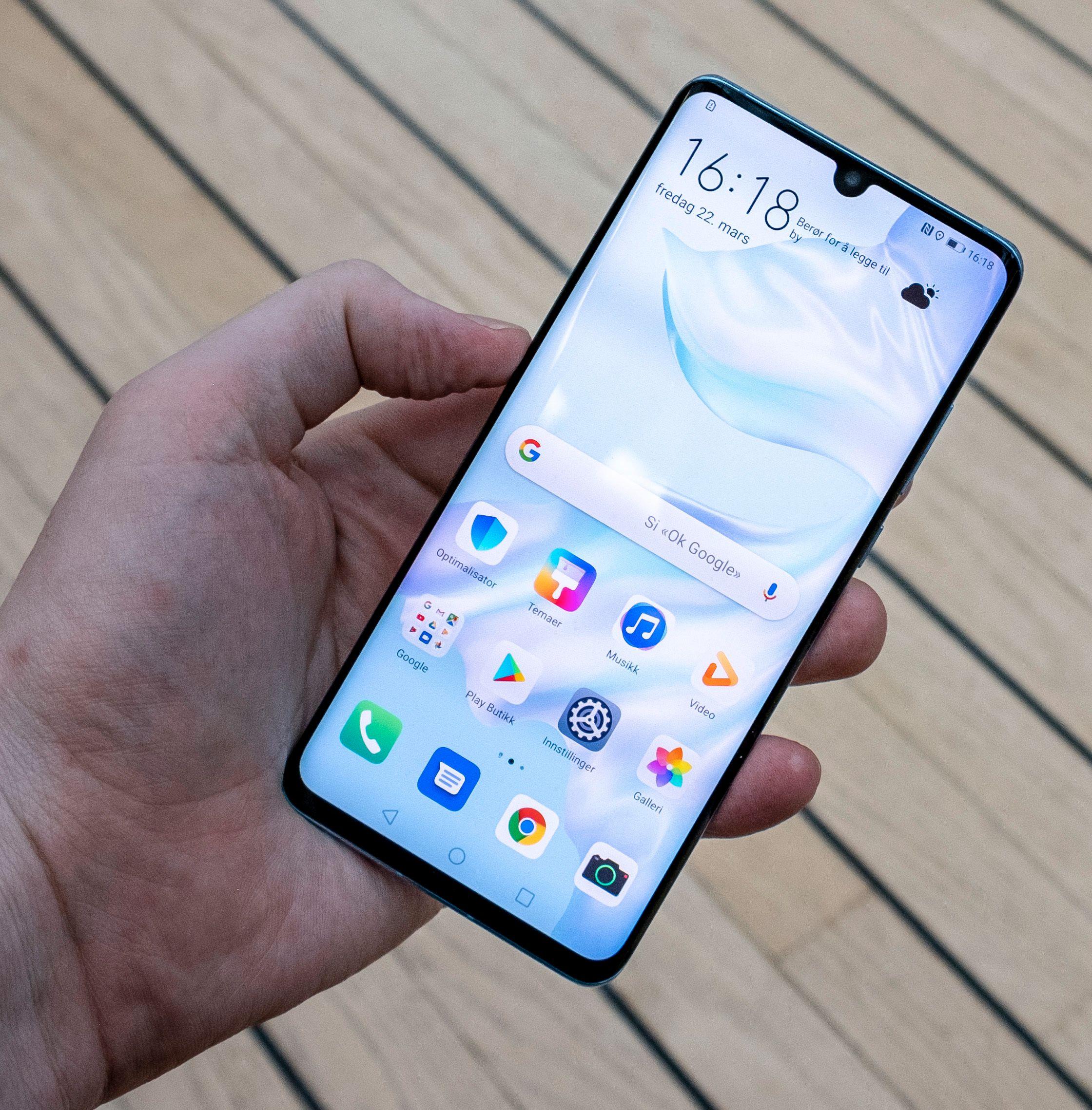 Det er Android-programvaren Huawei kanskje ikke kan bruke fullt ut fremover. Men Huawei har jobbet med en backup-plan de siste sju årene.