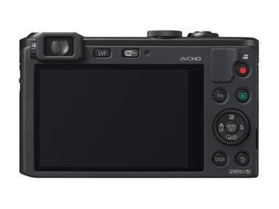 Panasonic Lumix LF1: Liten og nusselig.