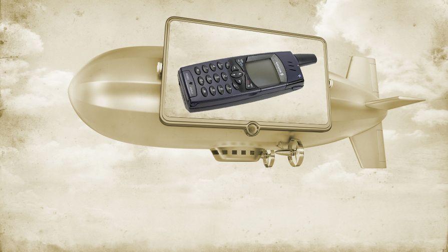Helg - Retro: Ericsson R380