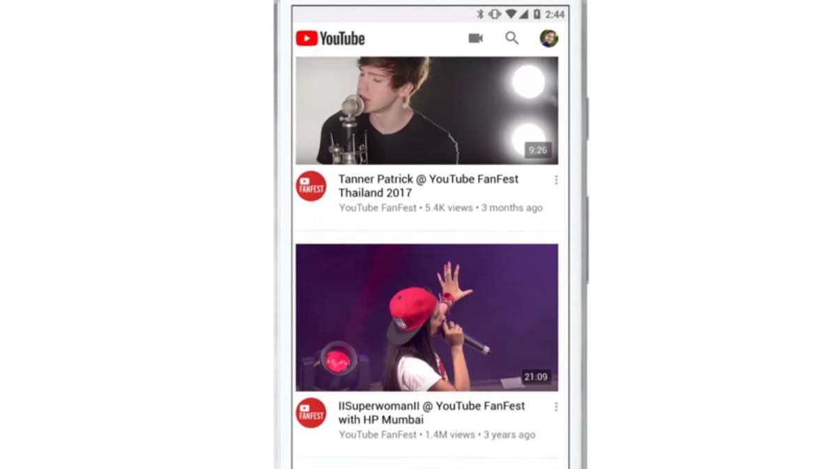 Seks mobiler har nå støtte for HDR på YouTube