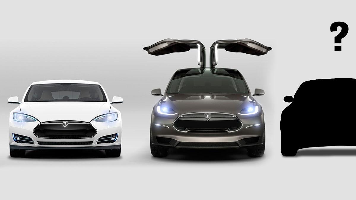 Navnet på den neste Tesla-modellen ble avslørt ved et uhell
