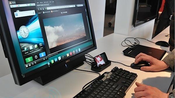 Fremtidens PC er mobiltelefonen