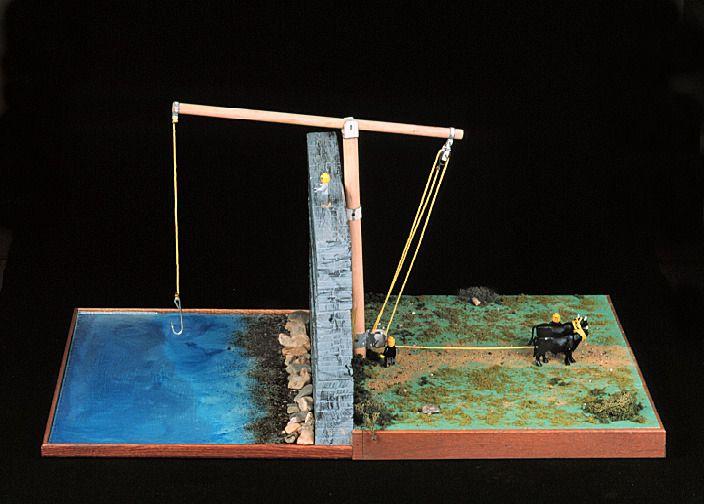Denne modellen er nok nærmere virkeligheten. Foto: Kristin Shutts og Anne-Sinclair Beauchamp
