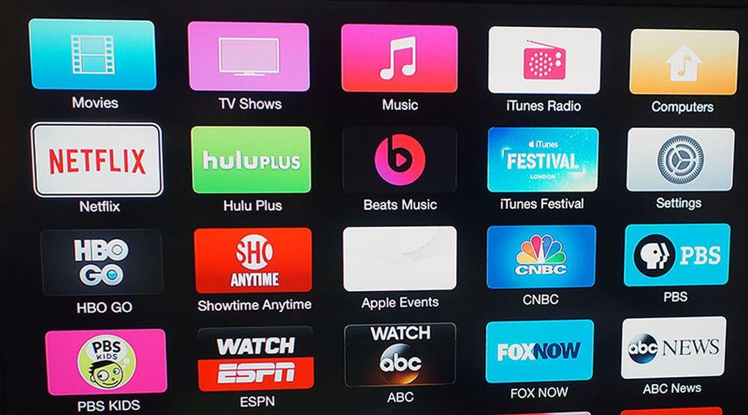 Snart vil Beats Music-applikasjonen, her på Apple TV-plattformen, erstattes av en helt ny musikkstrømmetjeneste fra Apple. Foto: MacRumors