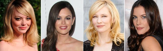 Emma Stone, Cindy Crawford, Cate Blanchett & Liv Tyler ger tips om skönhet