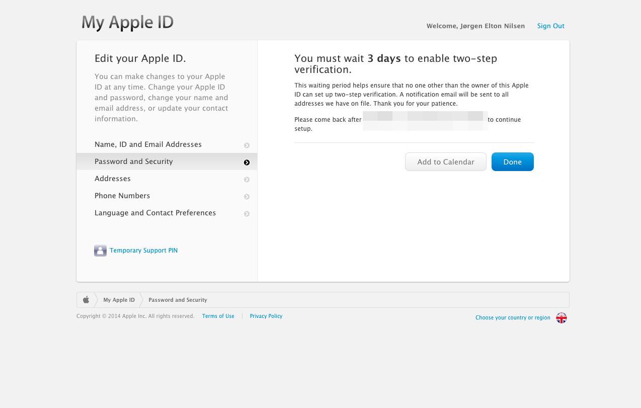 Apple - steg 5.Foto: Tek.no