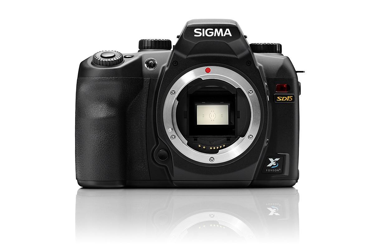 Sigma SD15 - om det noensinne kommer på markedet