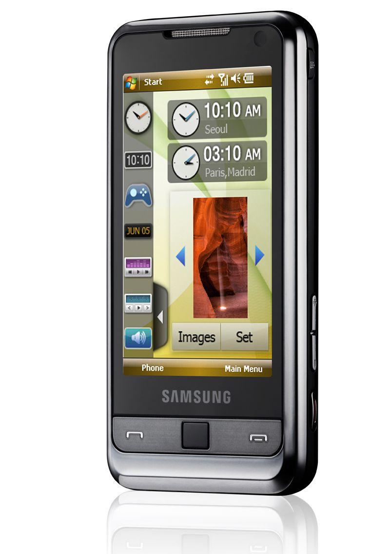Samsung I900 Omnia (Foto: Samsung)
