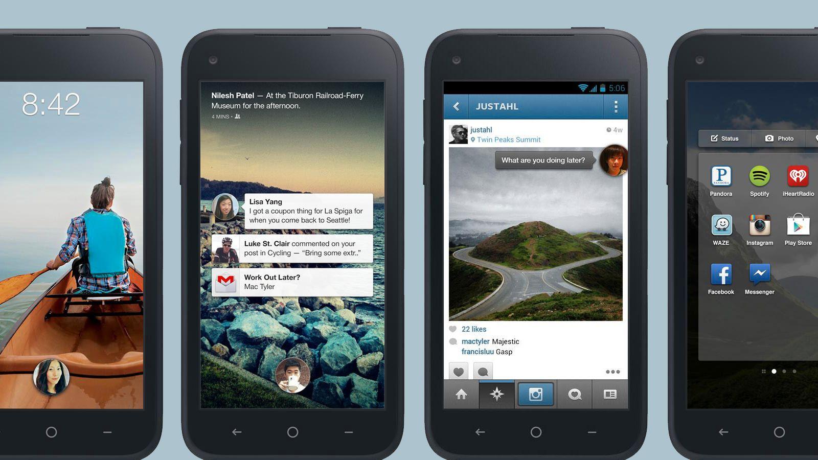 Facebook vil «eie» mobilen din