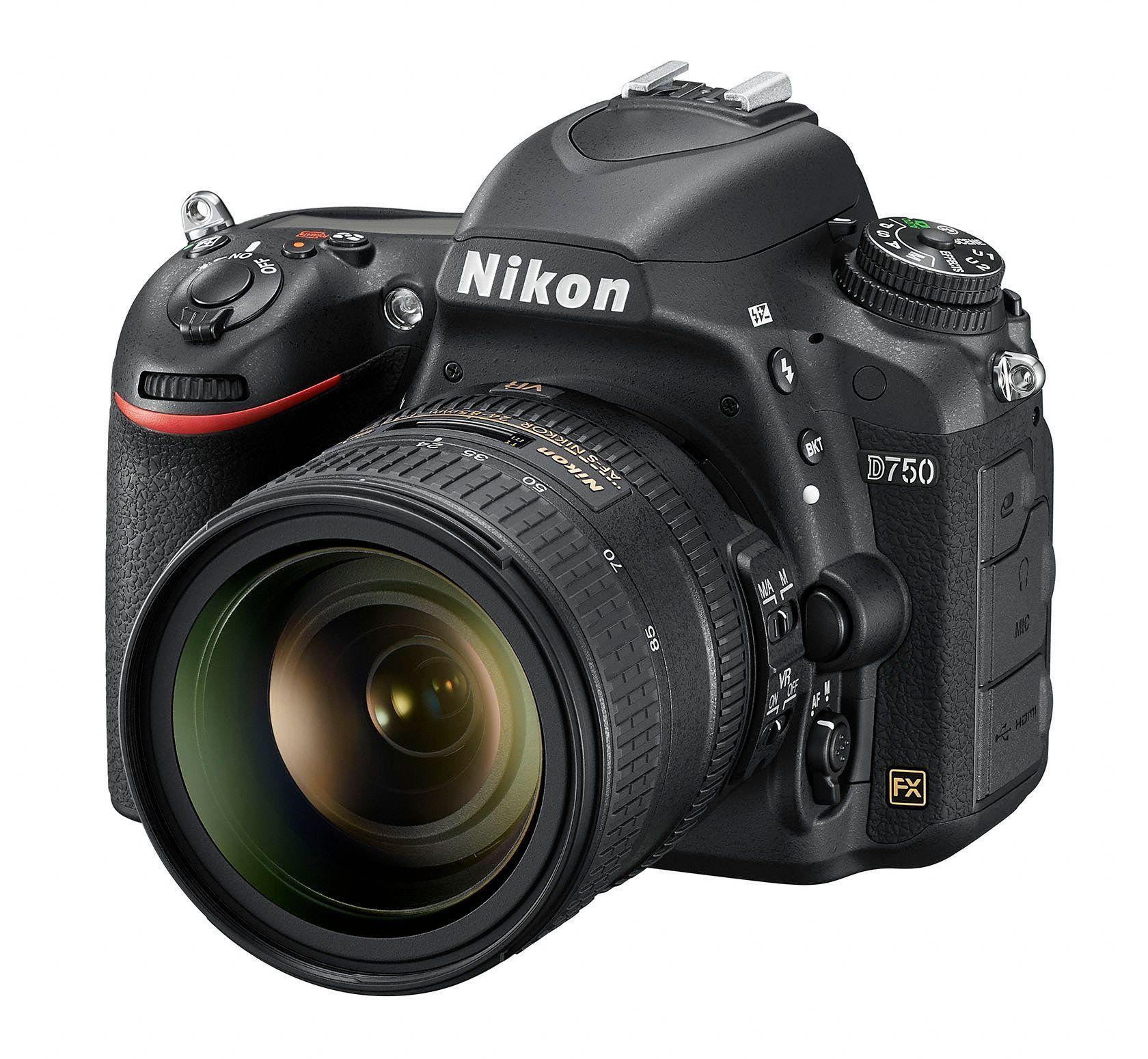 Nikon D750.Foto: Nikon