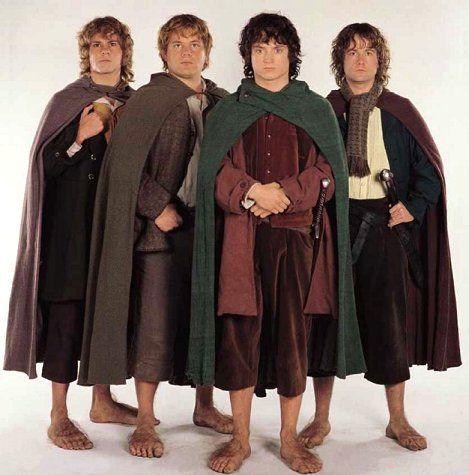 De hårete smårollingene fra Hobbitun skaper fortsatt trøbbel for New Line Cinema.