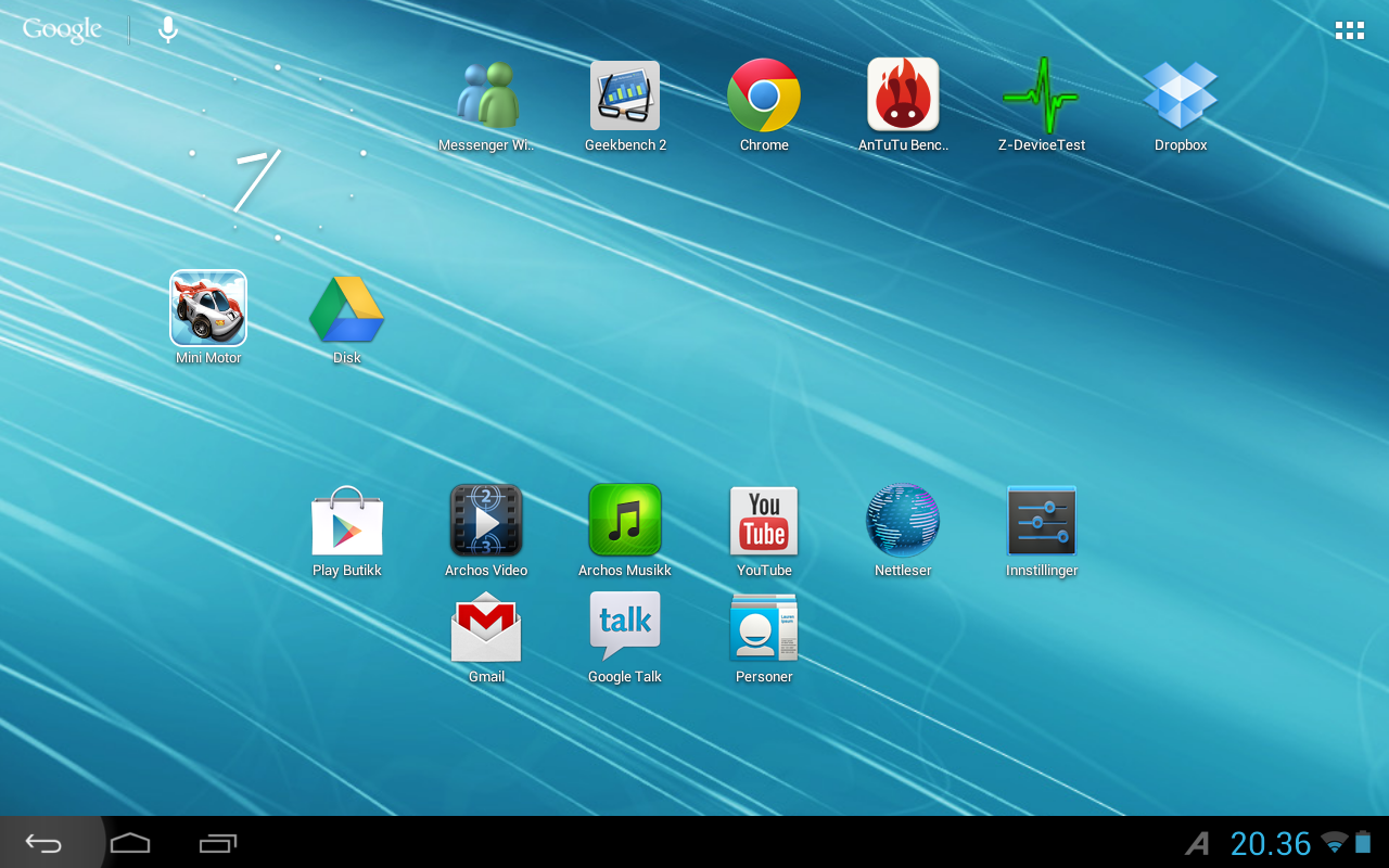 Android 4.1 Jelly Bean er kjent for mange.