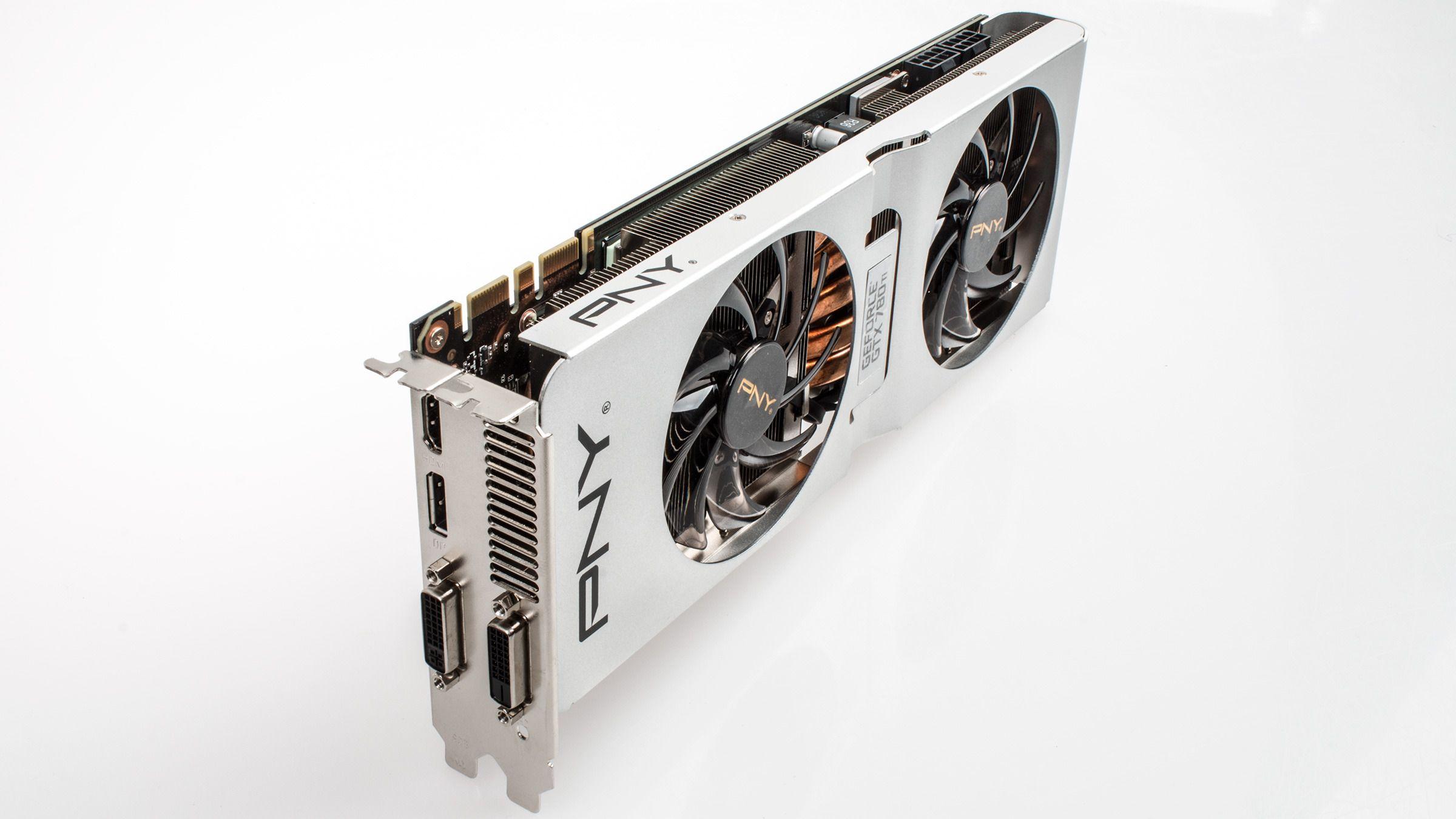 PNY XLR8 GeForce GTX 780 Ti PP.