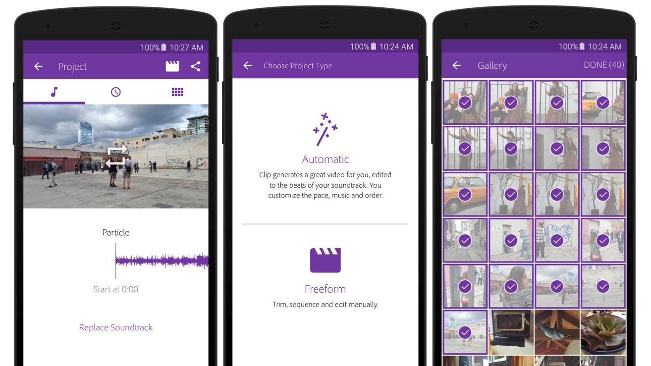 Nå får Android-brukere flere muligheter til å redigere videoer