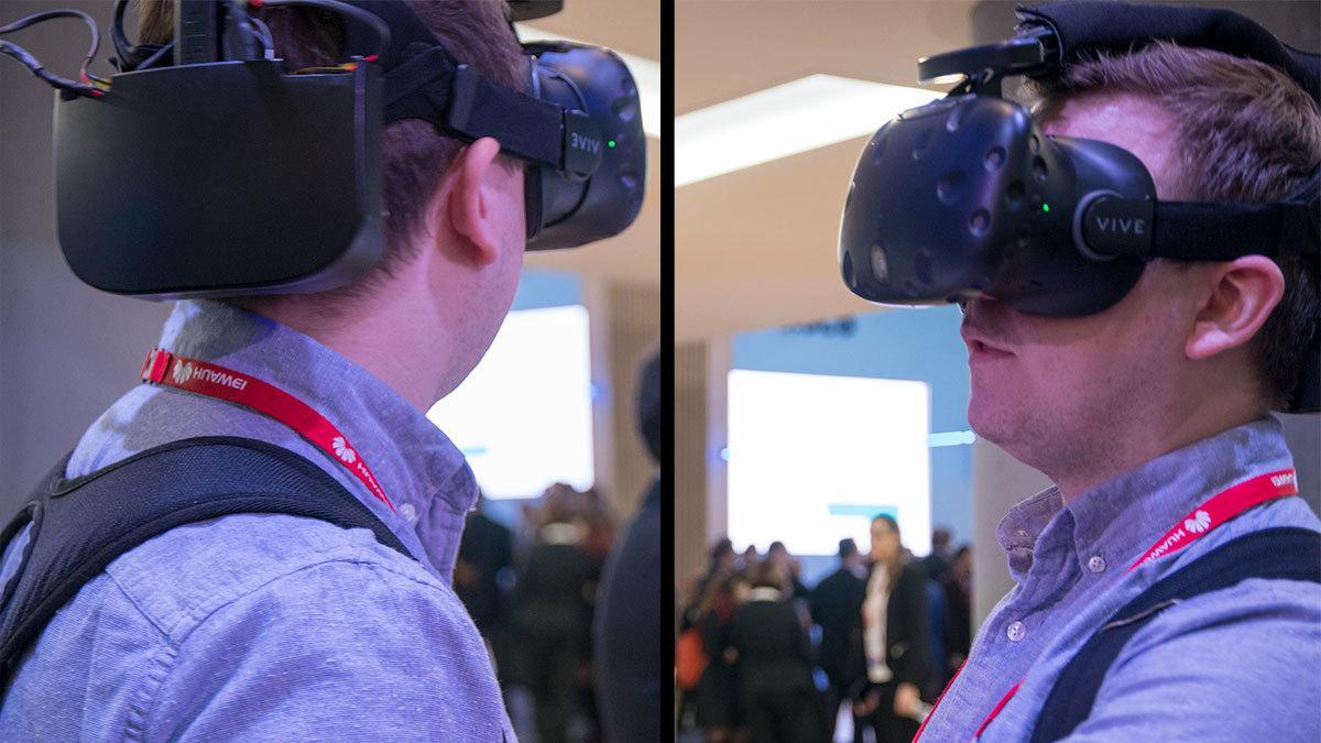Å kunne spille og oppleve ting med VR-briller uten å ha en kabel mellom seg og PC-en er utrolig befriende.