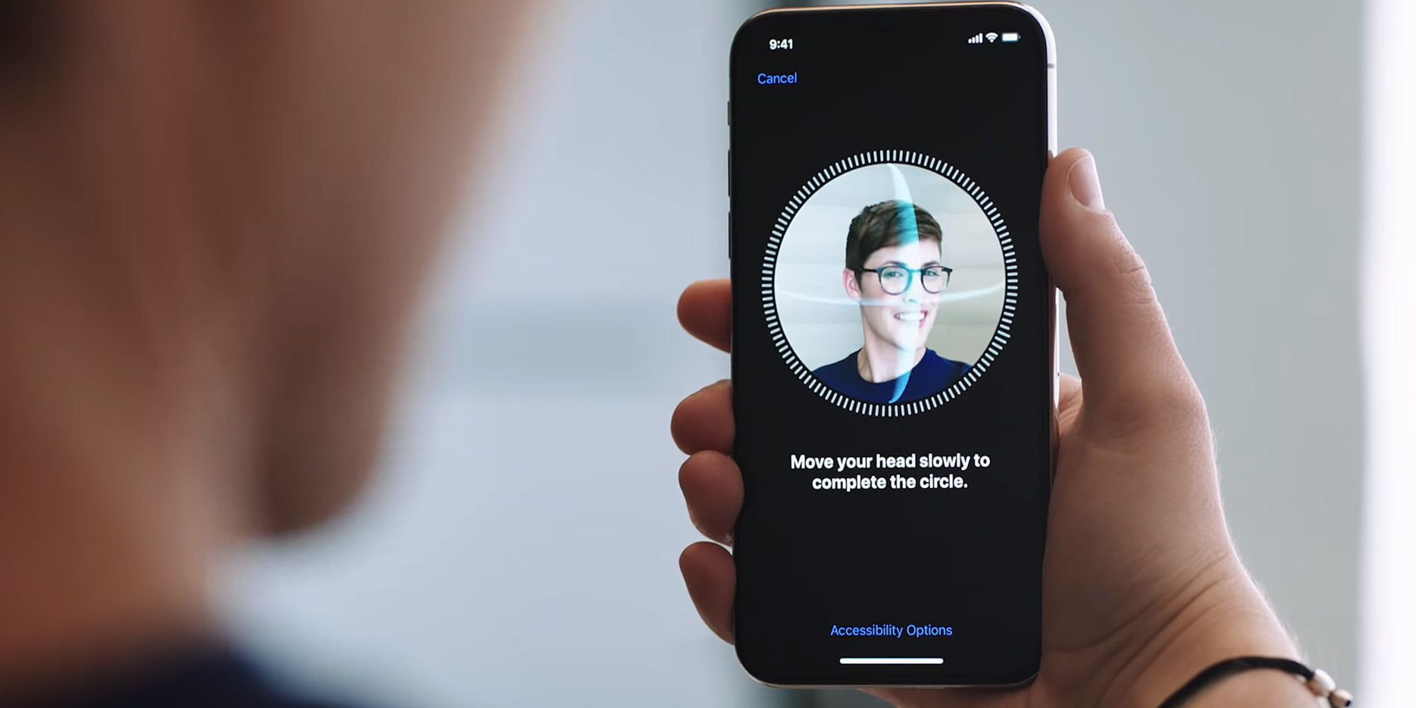 Facebook Messenger kan få ansiktslås