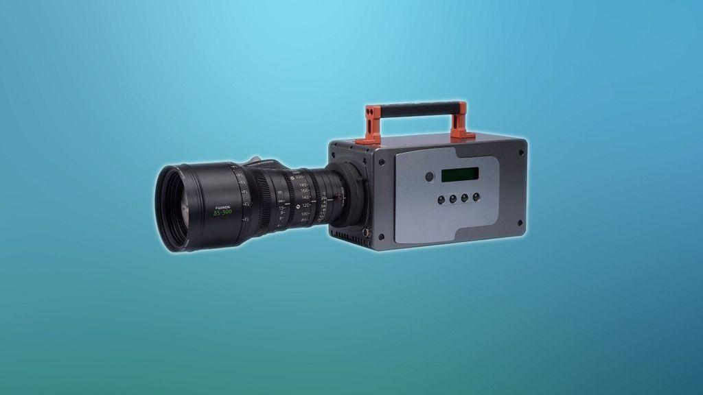 Dette kameraet lar deg ta opp med 900 bilder i sekundet – og 4K-oppløsning