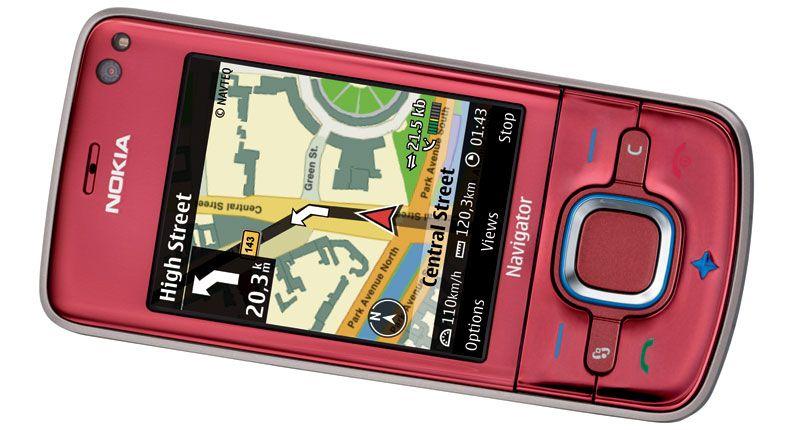 Nokias nye mobil har fotnavigasjon