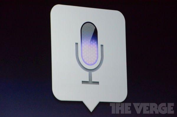 Mountain Lion får Siri-lignende diktering.