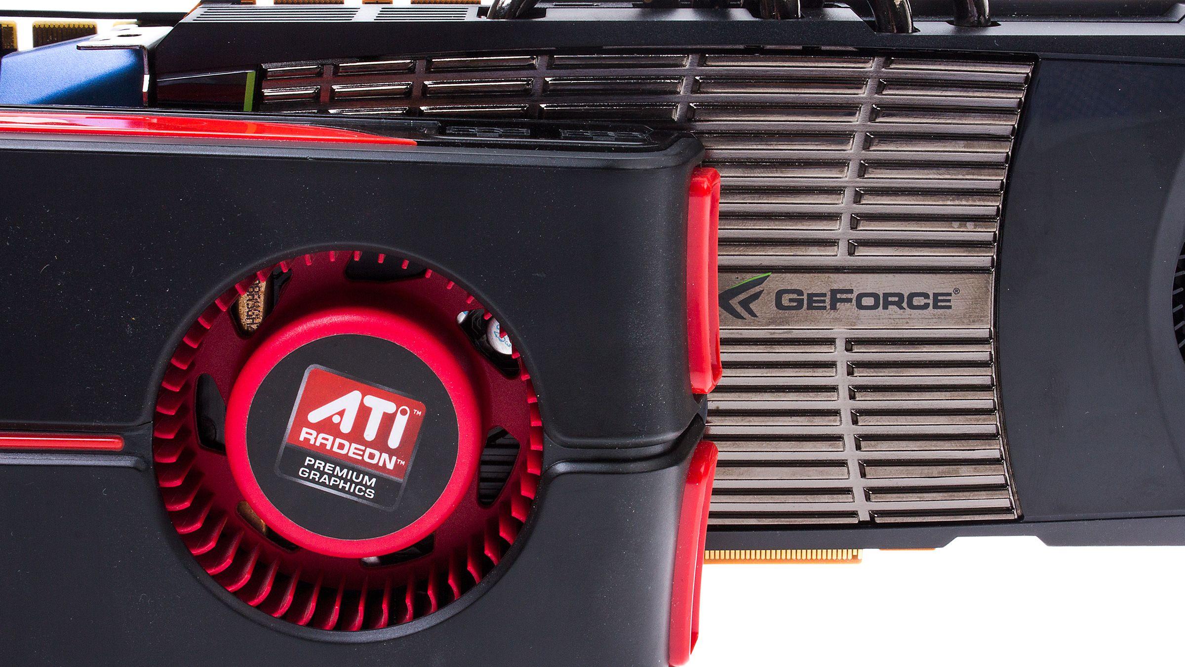 Både AMD og Nvidia har i årevis konkurrert om å gi deg flest FLOPS.Foto: Varg Aamo, Hardware.no