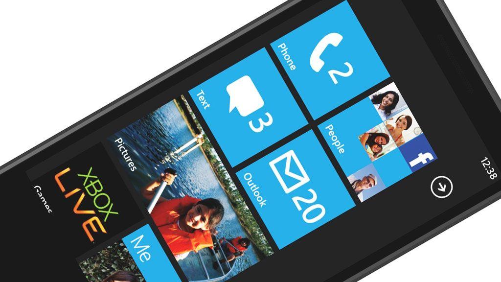 Gjør klar for Windows Phone 7