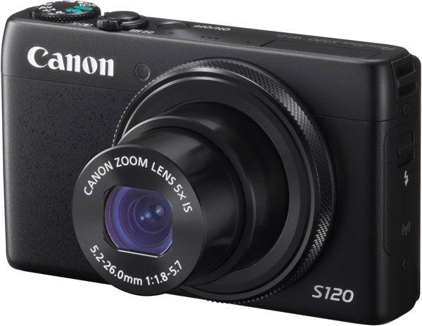 Canon PowerShot S120.Foto: Canon