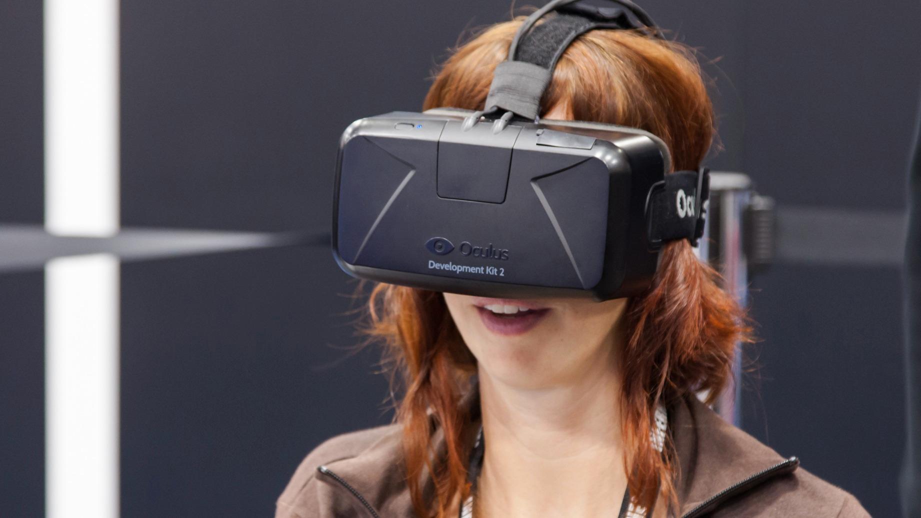 De kan ha knekt Oculus Rift-koden