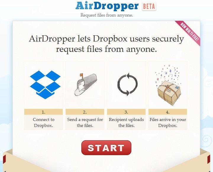 AirDropper er enn så lenge et bedre alternativ enn DropItToMe.