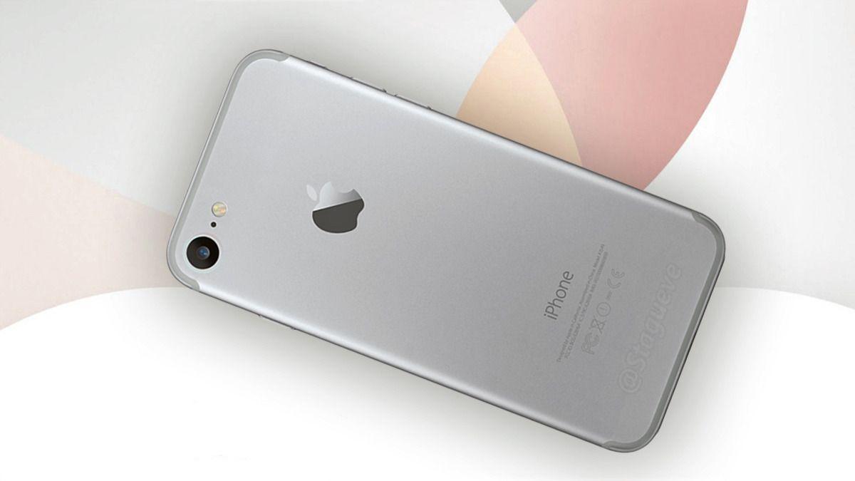 Dette kan være de første bildene av iPhone 7